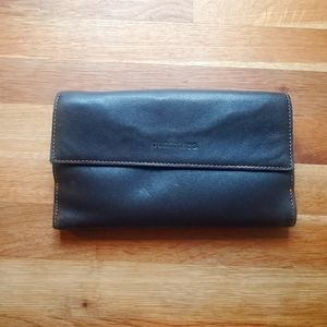 Leather Wallet / Clutch